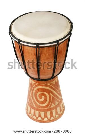 Original african djembe drum