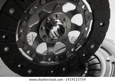 original gearbox part, clutch disc, warranty service #1419115754