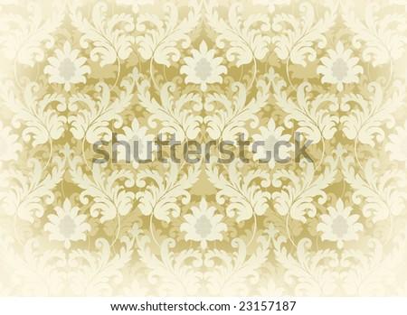 Original light beige renaissance background