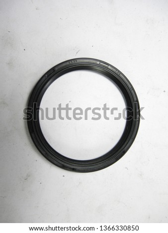 Original Picture of seal oil spare part of motorcycle