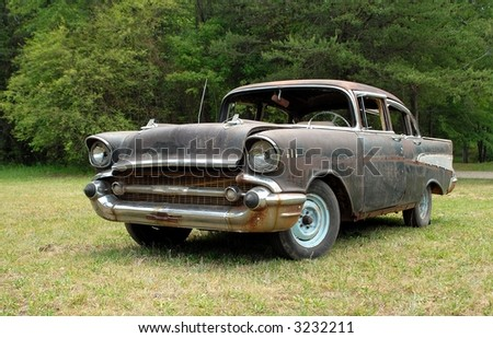 Original 1950's Car