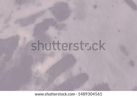 Original Smoky Canvas. Beautiful Textile Pattern. Gentle Gray Bleached Textile. Beautiful Textile Pattern. Batik Watercolor. Abstract Fabric Design. Trendy Pinky Gray Mottled Print.