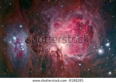 Orion Nebular complex
