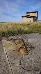 Orkney: Ness Battery - Royal Navy Fleet Base WW1 and WW2