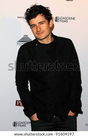 "Orlando Bloom at the ""Sympathy For Delicious"" Release Party, Sky Bar, West Hollywood, CA. 04-27-11"