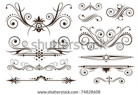 Border Designs For Invitations. BORDER CLASSIC ORNAMENT