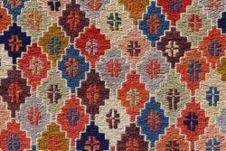 ornament pattern rug background