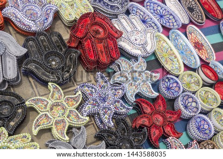 Ornamentation from Tunisia, beads for sale #1443588035