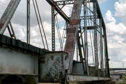 ort Worth & Western Railroad bridge