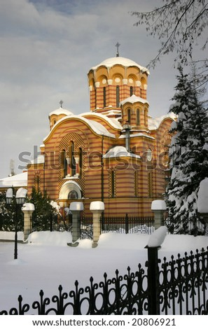 orthodox church overview
