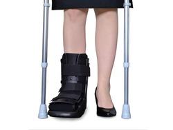 orthosis cervix croup gibs splint broken fracture sneaker