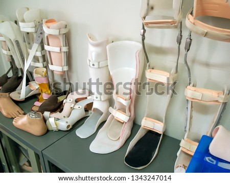 Orthosis for foot deformity or walking disability #1343247014