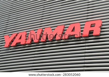 Yanmar 2015 Logo Related Keywords & Suggestions - Yanmar