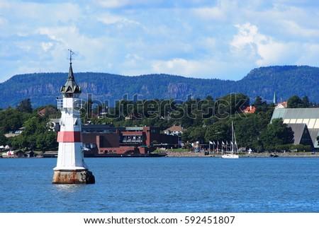 Oslo, Norway #592451807