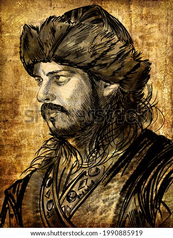 Osman I, also called Osman Gazi, (born c. 1258—died 1324 or 1326), ruler of a Turkmen principality in northwestern Anatolia who is regarded as the founder of the Ottoman Turkish state.