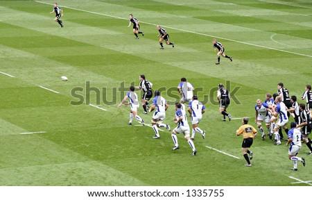 Ospreys vs Bath - rugby union
