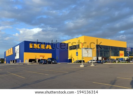 ikea furniture retailer to the world