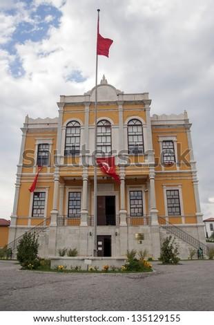 Ottoman Architecture / Safranbolu Kaymakamlar Museum House ...