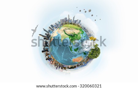 our earth planet and modern...