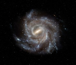 Our galaxy is milky way ( barred spiral galaxy NGC 1073, Milky Way galaxy has been amended as)