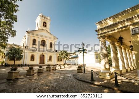 Our Lady of Carmel Church , Macau