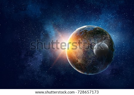 Our unique universe #728657173