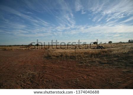 outback Australia lanscapes #1374040688