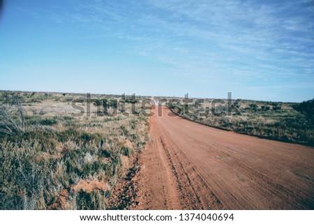 outback Australia lanscapes #1374040694