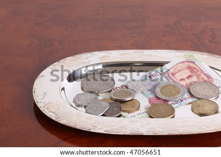 how to clean tarnished silver coins