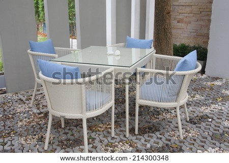 Outdoor chairs #214300348