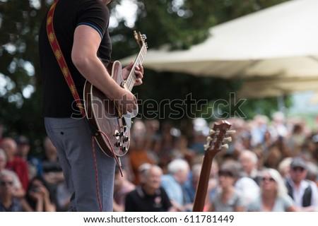 outdoor concert #611781449