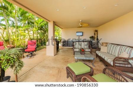 Outdoor Deck and Patio Furniture, Luxury Home Interior Design