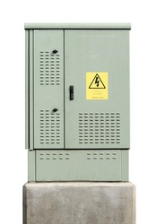 Outdoor electric control box