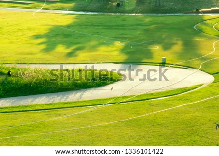 Outdoor parks ,Outdoor lawn #1336101422