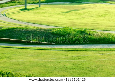 Outdoor parks ,Outdoor lawn #1336101425