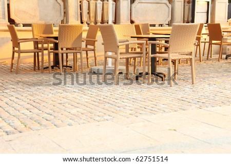 Outdoor restaurant - outdoor dining
