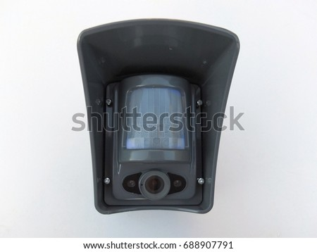 Outdoor Wireless motion detector with  Motion Activated Camera #688907791