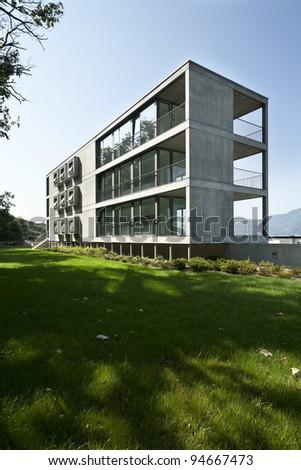 outdoors building, concrete structure #94667473