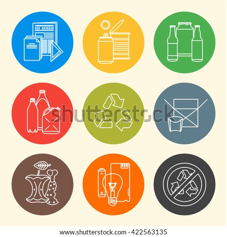 Shutterstock puzzlepix for Household waste design