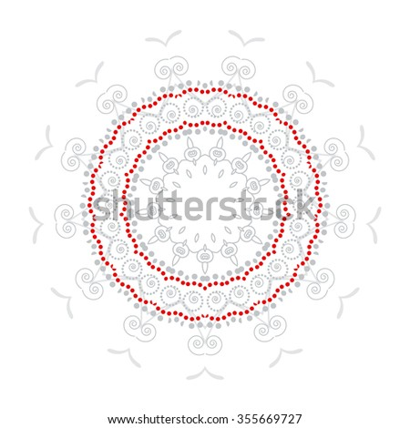 Outline Emblems And Badges Abstract Logo Templates. Blank Template ...
