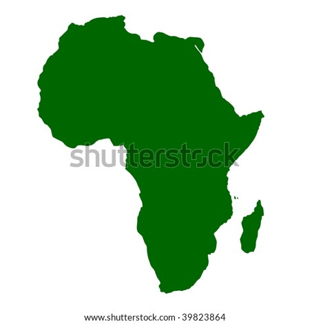 Outline Map Of Africa With Countries Labeled. Africa+map+outline