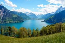 Outstanding landscape in Central Switzerland
