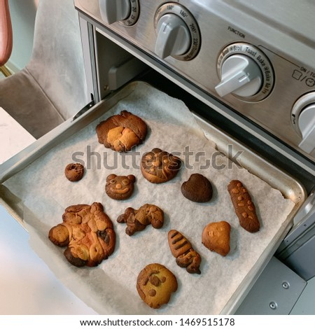 oven homemade cookie snack kidsfood