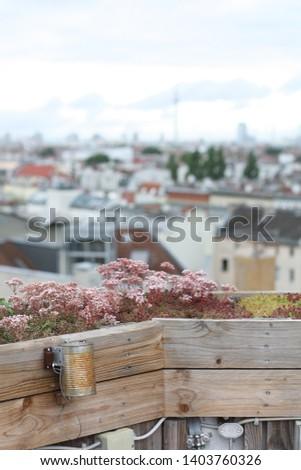 Over the Rooftops of Berlin #1403760326
