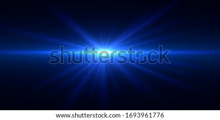 Photo of  Overlays, overlay, light transition, effects sunlight, lens flare, light leaks. High-quality stock image of sun rays light effects, overlays or flare glow isolated on black background for design