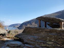 Overlook at Harper's Ferry, WV