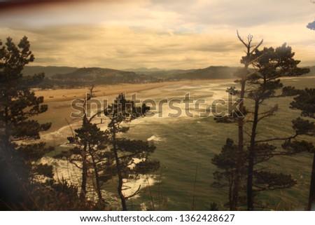Overlooking the Ocean #1362428627