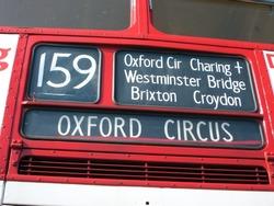 Oxford Circus Bus