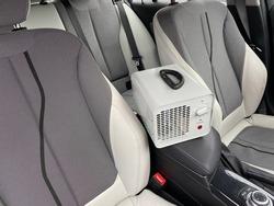 Ozone generator inside the car