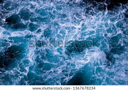 pacific blue ocean #1367678234